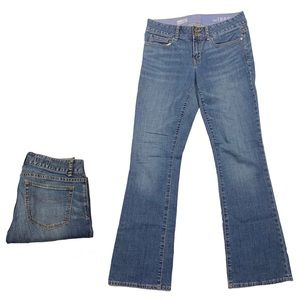 GAP Perfect Boot Jeans Size 4